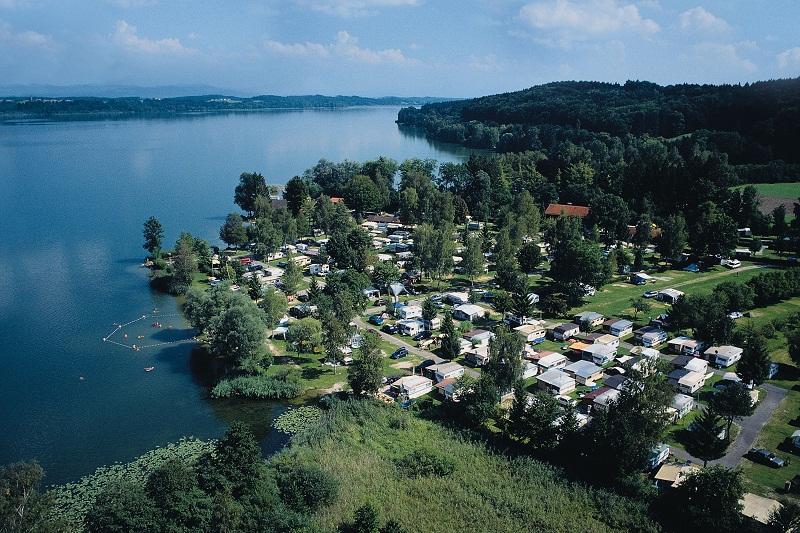 campingplatz direkt am see camping am see die sch nsten. Black Bedroom Furniture Sets. Home Design Ideas
